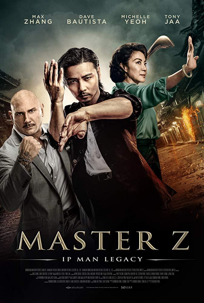 Master Z: Ip Man Legacy ยิปมัน: ตำนานมาสเตอร์ Z