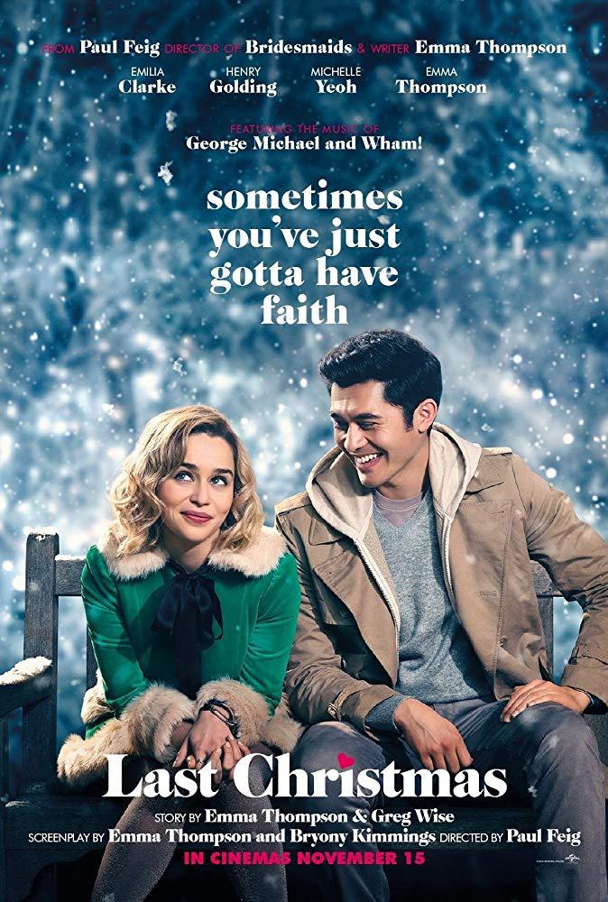 Last Christmas (2019) ลาสต์ คริสต์มาส