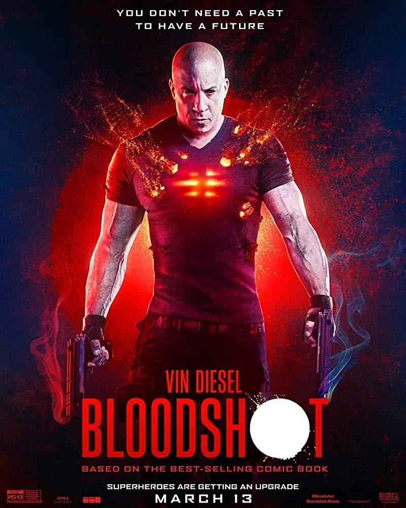 4k Bloodshot (2020)