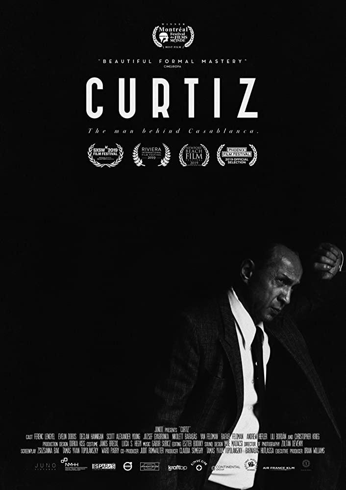 Curtiz | Netflix เคอร์ติซ: ชายฮังการีผู้ปฏิวัติฮอลลีวูด (2018)